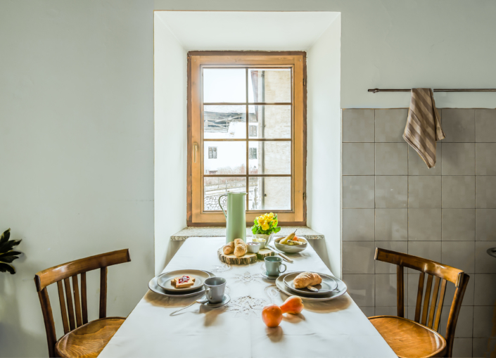 tavolo cucina antica home staging food photograpy