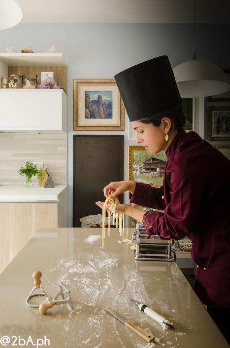 cuoca pasta fresca casa del poeta food photograpy