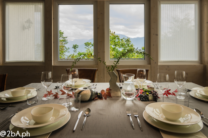 tablesetting elegante fotografia emozionale home staging