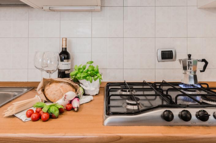 dettaglio cibo cucina affitti brevi