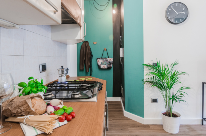 cucina casa vacanze italia
