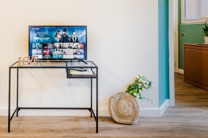 smart tv appartamento affitti brevi