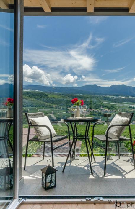 casa di montagna legno mansarda vacanza affitti brevi monolocale balcone