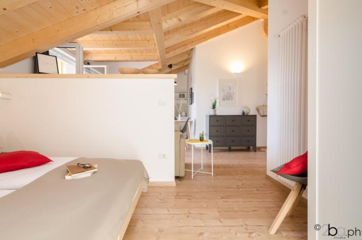 casa di montagna legno mansarda vacanza affitti brevi monolocale