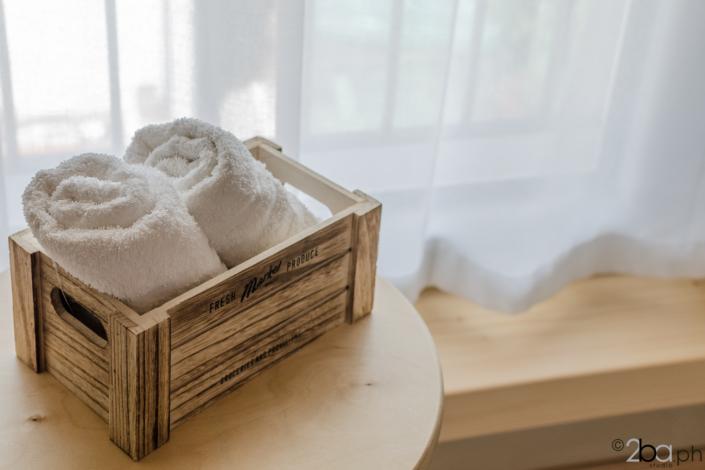 dettaglio bagno accogliente casa vacanzevalle di non