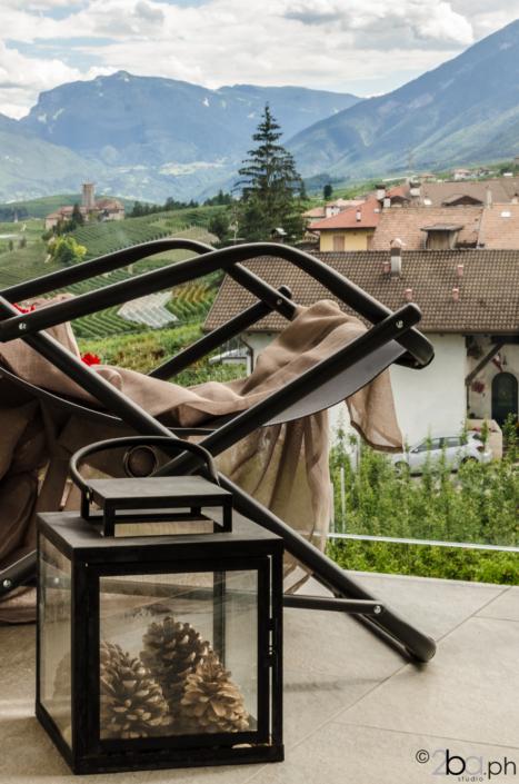 relax balcone Castel Valer